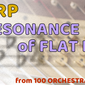 Harp – Resonance of Flat Keys