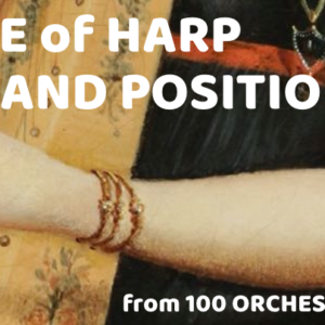 Harp – Range of Hand Positions