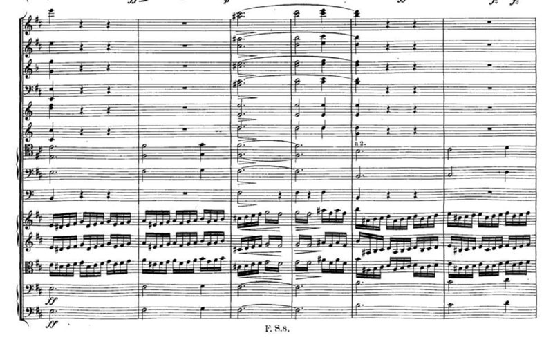 strings - bowing styles and markings