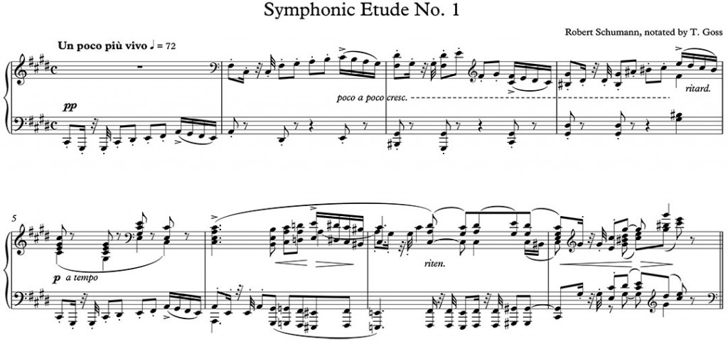 2014 May Orchestration Challenge