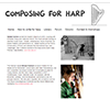 Composing for Harp