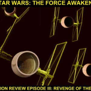 Star Wars: The Force Awakens Orchestration Review, Episode III – Revenge Of The Stop-Mutes