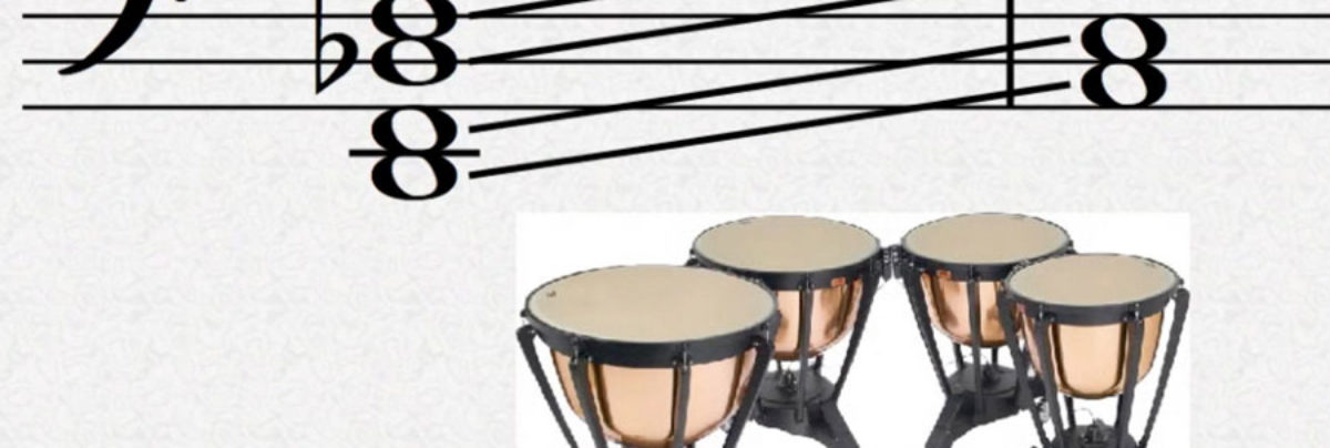 Timpani Range Qualities