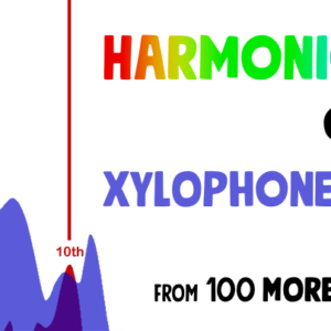 Orchestration Tip: Harmonic Spectra of Xylophone vs. Marimba