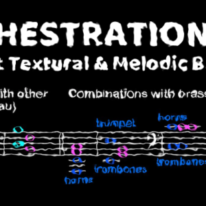 Orchestration Tip: Clarinet Textural & Melodic Blending